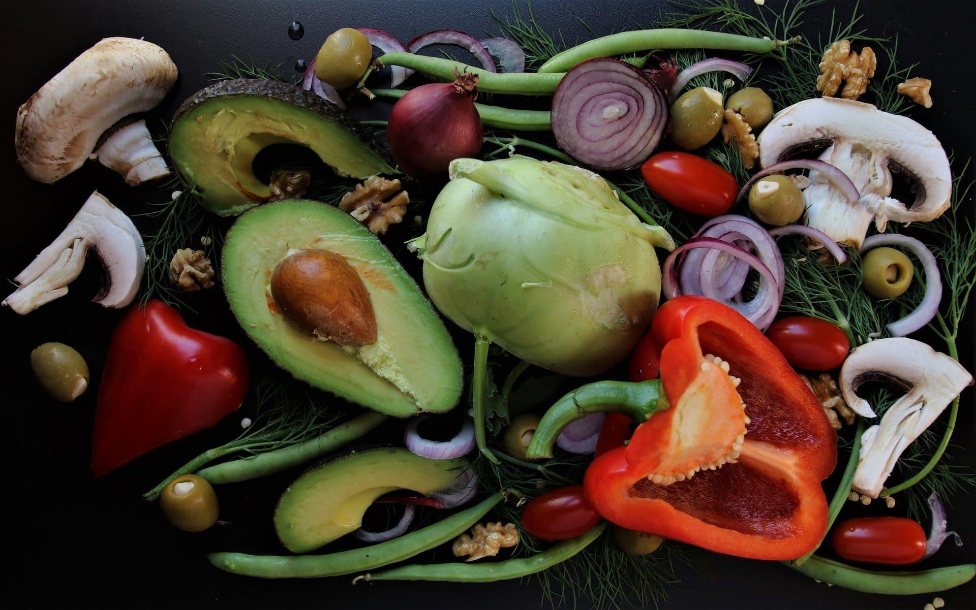 Veganuary - miesiąc pełen warzyw!