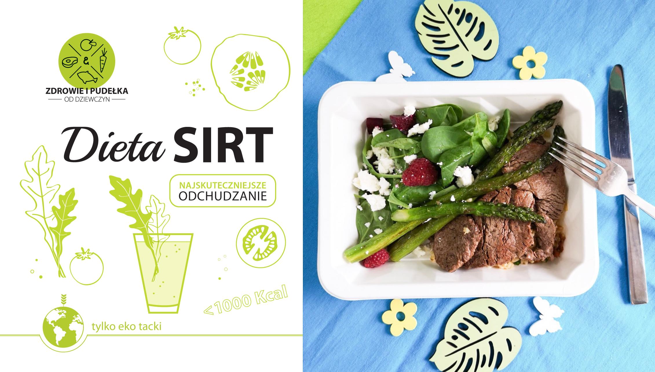 Zalety diety SIRT